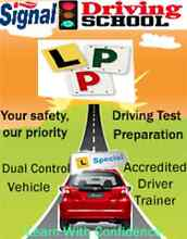 Signal Driving School(SPECIAL!First 3 Lessons for Only $40/Hour) Brisbane City Brisbane North West Preview