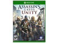 Assassin's Creed Unity New