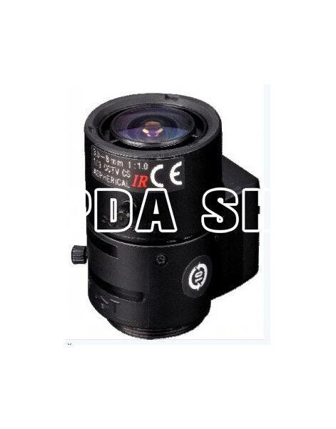 """FUGUANG ES0614MC.HR(3MP) 6mm 3Megapixel 1/2"""" F1.4 C industrial camera Lens#SS"""