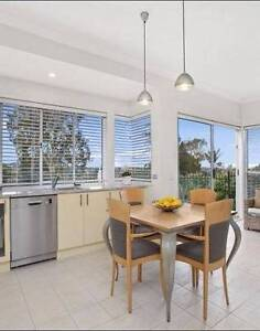 Set of 2 Pendant Lights - Silver/Chrome Seaforth Manly Area Preview