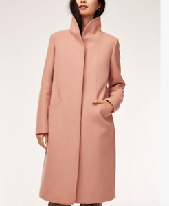 Looking to buy the Wilfred Cocoon Long Wool Coat in XXS