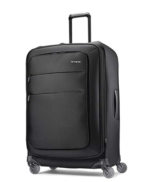 Samsonite Flexis 30 Inch Spinner Luggage Jet Black 110242-14