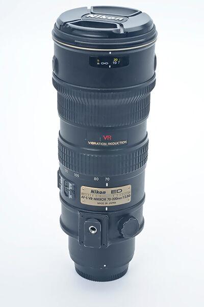 Nikon AFS VR 70-300mm f/4-5.6G IF-ED