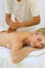 Professional Male Massage Therapist