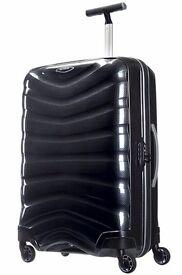 Samsonite Firelite charcoal suitcase 69cm