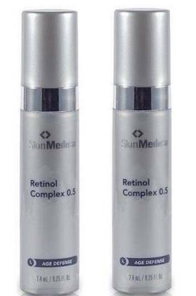 SkinMedica Retinol Complex 0.5 - 2x  New & Fresh 100%Authent