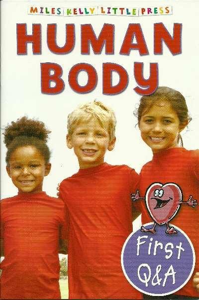 Little Qa Human Body, New, Various Book