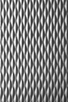 Textured Stainless Steel Sheet 22 Ga. .029 X 12 X 12 - 5wl 4 Finish