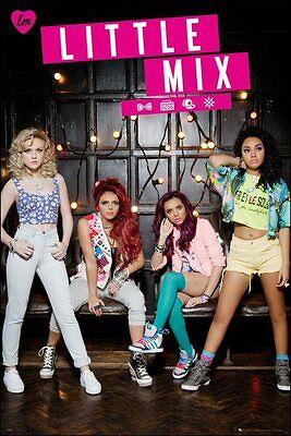Little Mix (Portrait) - Maxi Poster