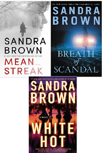 ☂ Sandra Brown - 3 Paperbacks Available