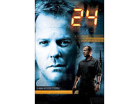 '24' Series 1-8