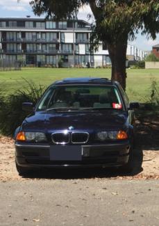 1999 BMW 318i e46 (read description)