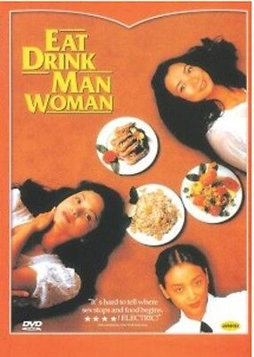 Eat Drink Man Woman (1994) DVD (New & Sealed)