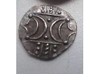 Very old coin Celtic or Viking