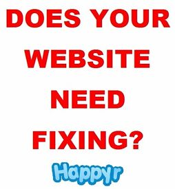 Does Your Website Need Fixing?
