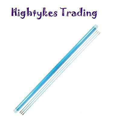 Cable Access Kit Wires Cables Electricians Rods Wire 10 x 1m Hook Puller Rods for sale  Shipping to Ireland