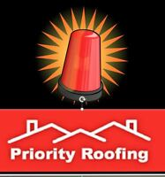 Priority Roofing Offers Emergency Services - 7 Days a Week!