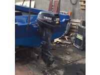 Outboard wanted buy or swap boat speedboat
