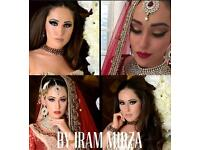 Professional Hair and Makeup By Iram S Mirza based in London & surrounding areas