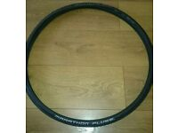 Brand new!! Schwalbe marathon plus (25 x 1) tyre