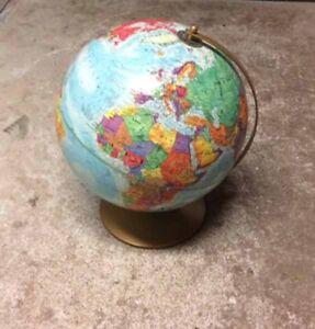 Maclean's Globe