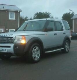 Land rover discovery 3 td6 4x4 full history Bargain