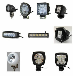 "3.5"" 16W Flush mount LED Work Light London Ontario image 5"