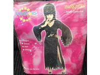 Brand New Adult DARKNESS Fancy Dress Costume
