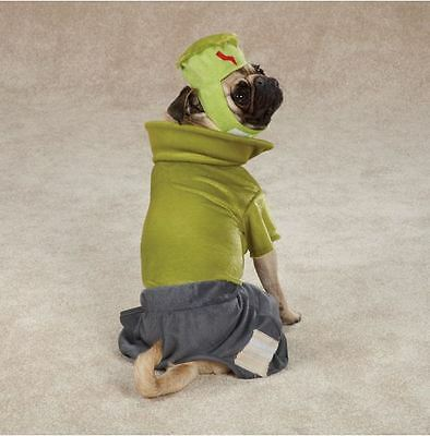 Dog Halloween Costumes Frankenstein (Casual Canine Frankenhound Frankenstein  Dog Halloween Costume XS-XL )