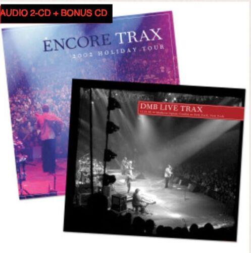 Dave Matthews Band Live Trax Vol. 40 Madison Square Garden NY +  8 SONG BONUS CD