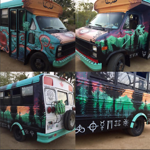 Unique Custom Painting for your Vehicle