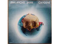 Jean Michel Jarre ��� Oxygene - Polydor ������ 2310 555 A1 B2 LP, UK 1ST GOOD CONDITION