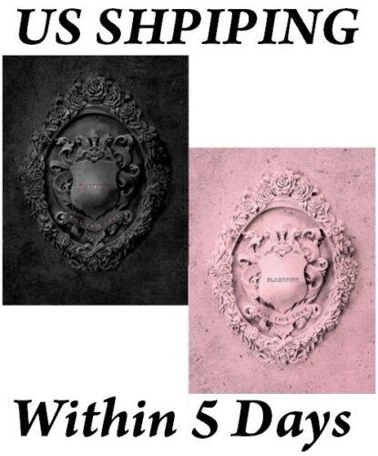 US SHIPPING Blackpink [Kill This Love] Album Random CD+2p Poster+Book+etc+Gift