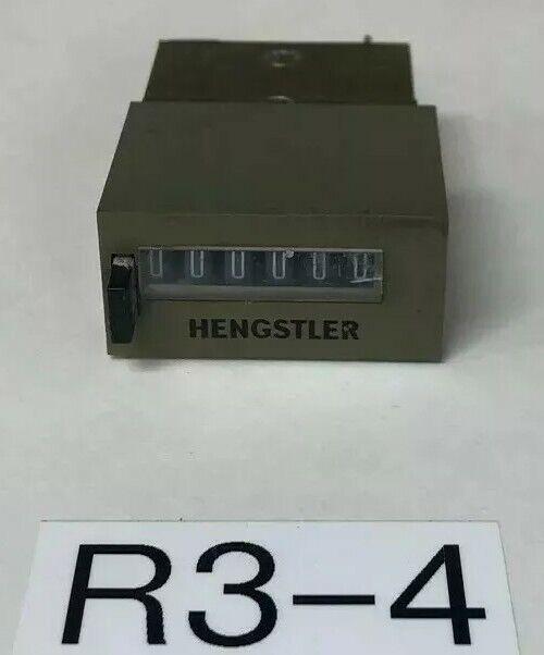 COUNTER HENGSTLER G0-404-166-1 24 VDC R 02 Warranty Fast Shipping