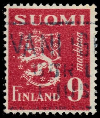 "FINLAND 272 (Mi311) - Finnish Lion ""1948 Carmine Red"" (pf75489)"