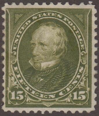 US Stamp #284 Mint Hinged 2841209232