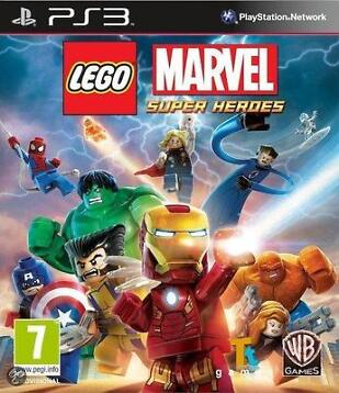 LEGO Marvel Super Heroes | PlayStation 3 (PS3) | iDeal