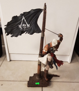 "Assassins Creed Black Flag IV 16"" Figure ~Edward Kenway"