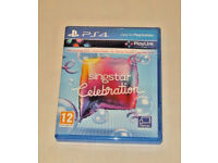 SONY PLAYSTATION PS4 GAME SINGSTAR CELEBRATION PAL 12 PLAYLINK BRITNEY CALVIN AB