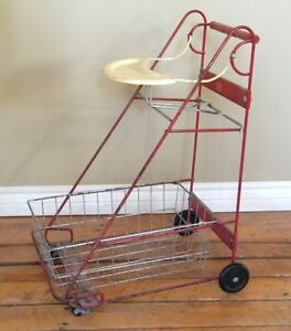 Childs Grocery Cart