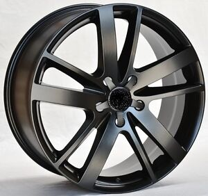 20-AD-Q713-SUV-BLACK-WHEELS-FIT-AUDI-Q7-VW-TOUAREG-PORSCHE-CAYENNE-ETC