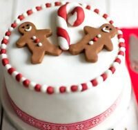 Holiday custom cakes cupcakes cookies