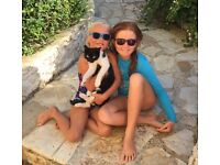 Aupair/Housekeeper required for English Family in South of France IMMEDIATE START
