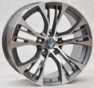 """20"""" BMW X5 X6 WHEELS AND TYRES PACKAGE 5X120 Sydney City Inner Sydney Preview"""