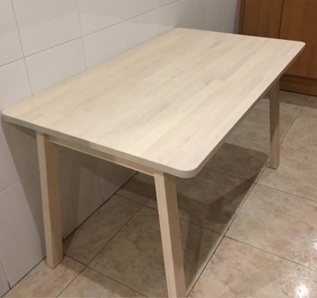 Ikea Norraker Table In Perfect Condition In Oxford
