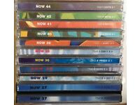 Job Lot 35 CD's (Now That's What I Call Music)