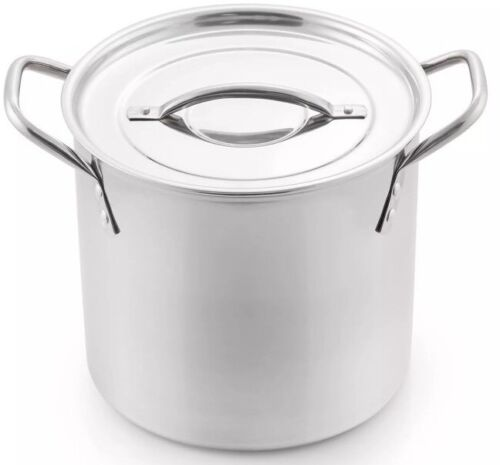 Cooks Standard 02519 8-Quart Classic Stainless Steel Stockpo