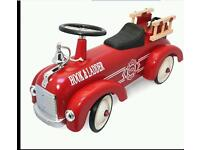 Childs Ride on Fire Engine