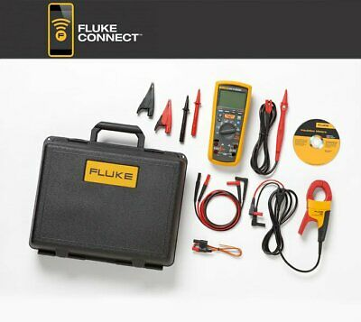Fluke 1587i400 Fc 2-in-1 Insulation Multimeter With Clamp With Fluke Connect
