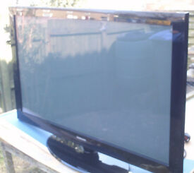 50 inch Plasma Tv selling for spartes/parts see details